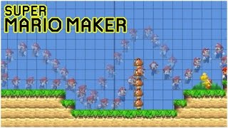Super Mario Maker for Nintendo 3DS - Complete Introduction / Tutorials