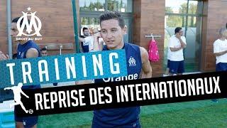 Training | Le retour des Champions du Monde 🏆