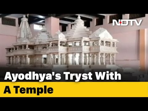 Ayodhya's Tryst With A Temple - The Long Journey of Faith and Politics