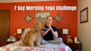 7 Day Morning Yoga Challenge - Sean Vigue Fitness