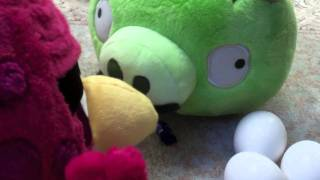Angry Birds Craptastic Adventures: Baby Sitter