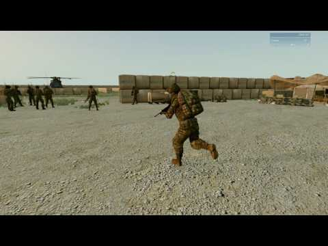 Arma 3 - Beowulf Strategic Operations - Operation Hammerfist