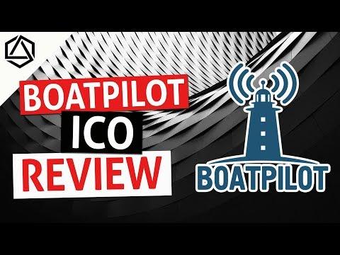 BOATPILOT ICO Review! Marine Navigation on the Blockchain! NAVI