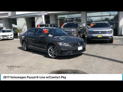 2017 Volkswagen Passat Live Woodland Hills CA W1318
