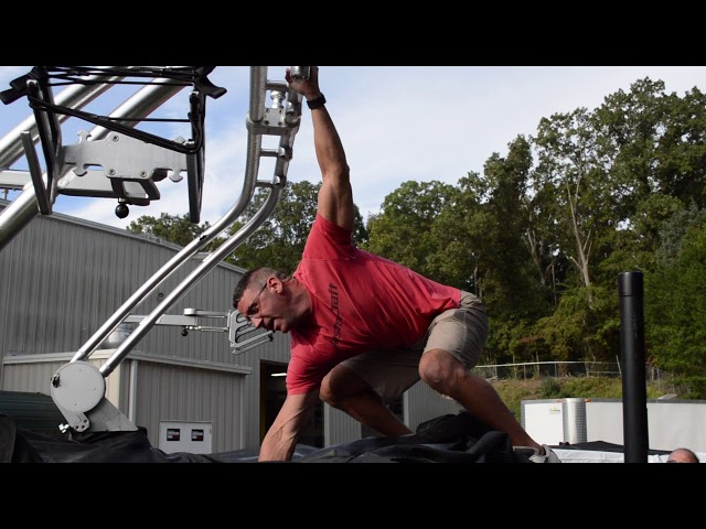 Mastercraft® Boat - Outer Armor Cover Install