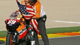 Remembering Nicky Hayden | The day he won the MotoGP World Championship