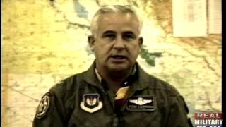 DAY 9 OF DESERT STORM AIR CAMPAIGN - EF-111 PILOT INTERVIEW