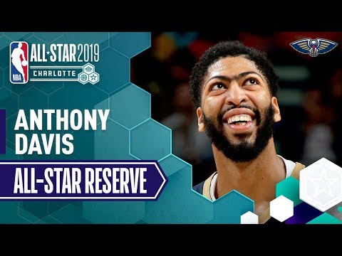 Best Of Anthony Davis  2019 All-Star Reserve | 2018-19 NBA Season