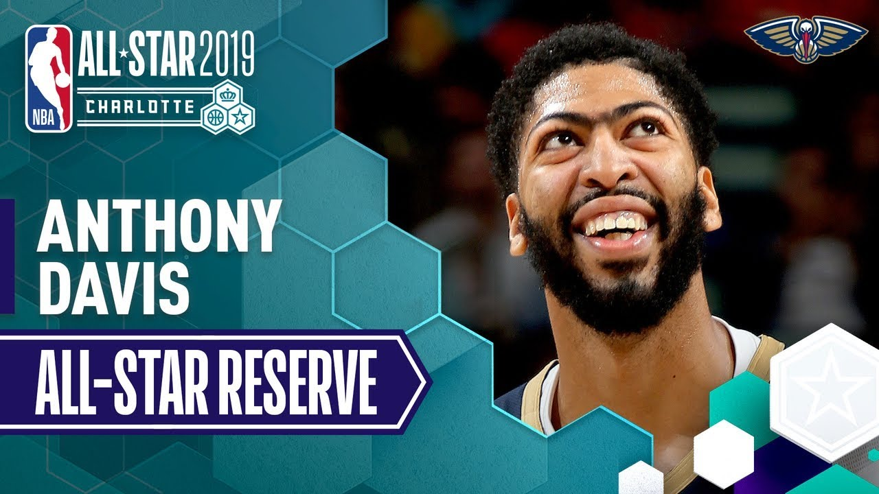 Best Of Anthony Davis 2019 All-Star Reserve  981c5848a