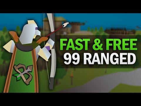 Fast & Free Ways to 99 Ranged