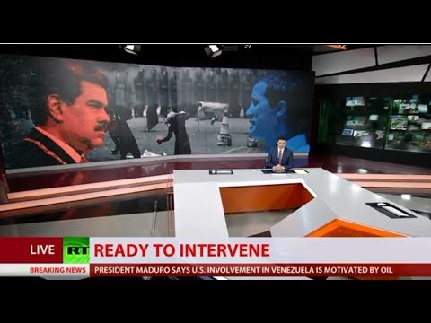 Spec ops in Puerto Rico, army in Colombia: US is 'preparing for a military invasion' in Venezuela
