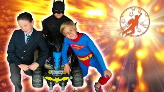Little Superhero Kids 24 - Batman vs Superman