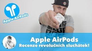 Recenze Apple AirPods + tipy na pouzdra a obaly | #WRTECH (Apple AirPods CZ Recenze/Review)
