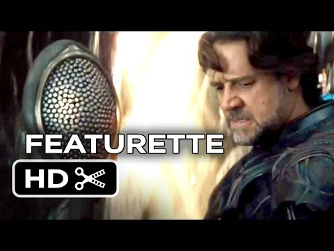 Man Of Steel Featurette - Creation & Destruction Of Krypton (2013) - Superman Movie HD