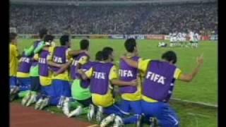 Brasil X Gana  Penaltis Mundial Sub20 2009