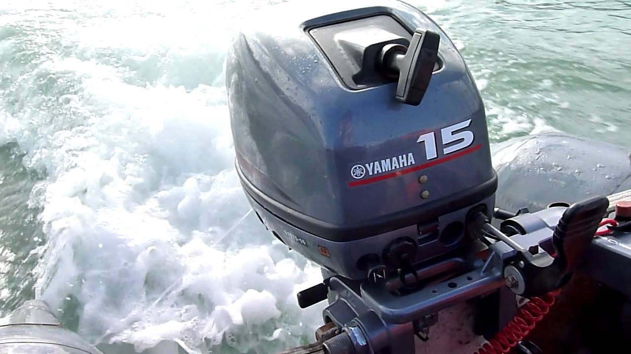 Yamaha Hp  Stroke Outboard For Sale