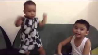 Tirzah and Caden Got Talent