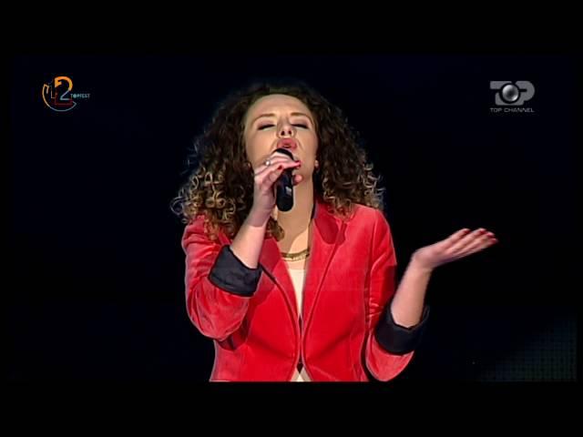 Alba Ymerhalili - Nje shenje, 17 Shkurt 2015 - Top Fest 12