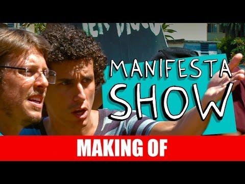 Making Of – Manifestashow
