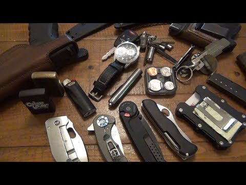 EDC Update : July 2018 (Lots Of New Knives, Lighters, & More) Also Sad News About The Truck...