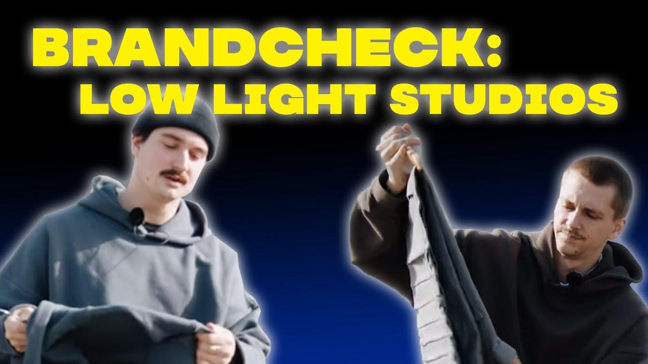BRANDCHECK: Low Lights Studios - FAST schon high fashion?! 🔎