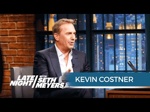 Kevin Costner Talks Working with Gal Gadot in Criminal