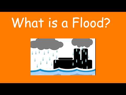 Explanation Text About Flood
