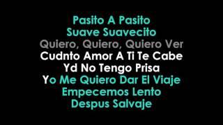Despacito Karaoke Luis Fonsi ft Daddy Yankee & Justin Bieber