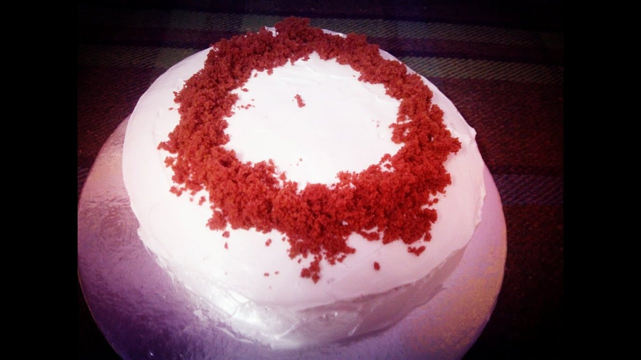 Red Velvet Cake Recipe Kerala