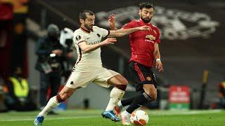 UEFA Europa League | SF | 1st Leg | Manchester United v AS Roma | Highlights