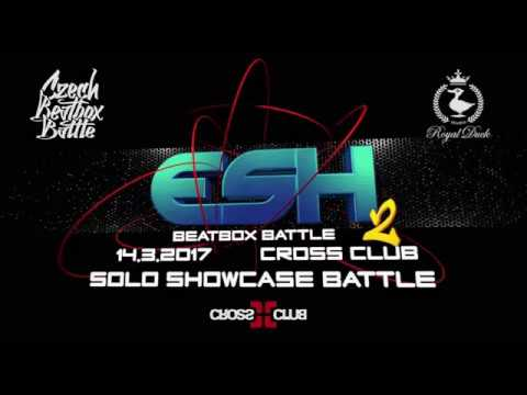 ILL SPOKINN & DJ ZAJAZZA (NYC-FR) | ESH BEATBOX BATTLE #2 (14.03.2017)