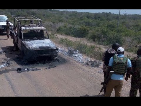 Al-Shabaab attacks police escorting convoy