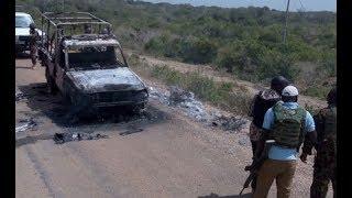 Al-Shabaab attacks police escorting convoy