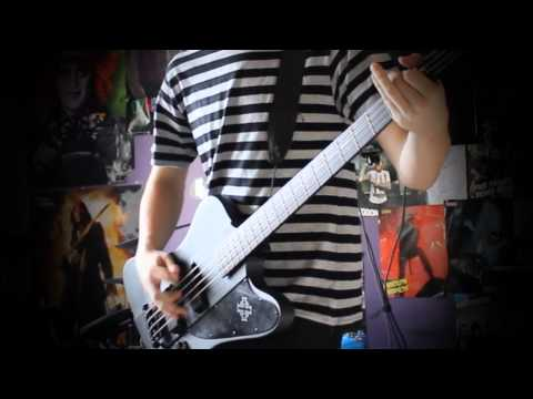 Paramore - Decode - Bass Cover
