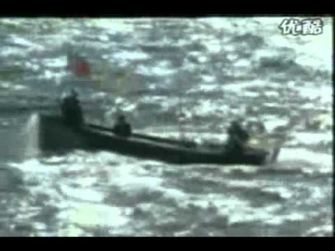 China´s massacre in Spratly islands real footage March 14 1988