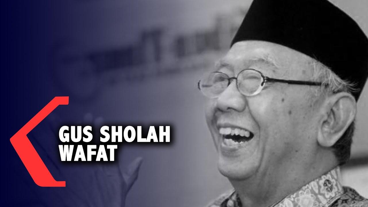 Image result for gus sholah meninggal