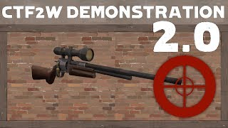 [TF2] Custom Weapon Demonstration 2.0: The High Noon