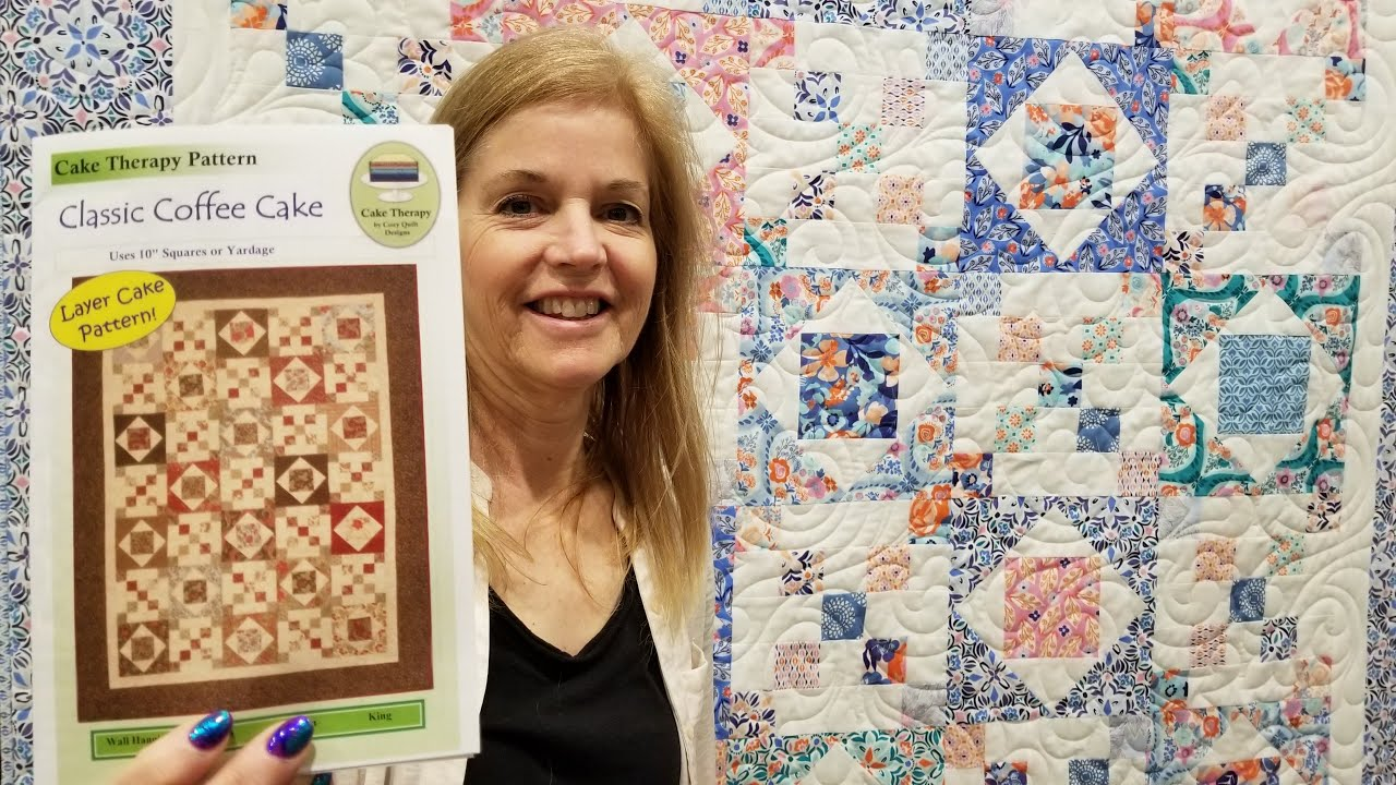 From Cozy Quilt Designs NEW LAS CRUCES QUILT QUILTING PATTERN