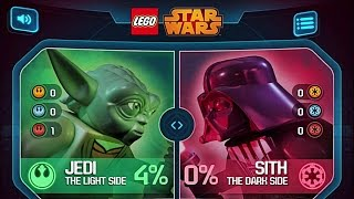 Free! LEGO Star Wars: Yoda Chronicles - Game App, Android, iPad, iPhone, Kindle Fire