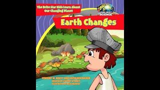 Earth Changes. A Brite Star Learn About Science Video