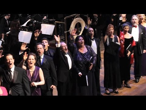 Exclusive: The Full Opening of Titanic in Concert at Avery Fisher Hall
