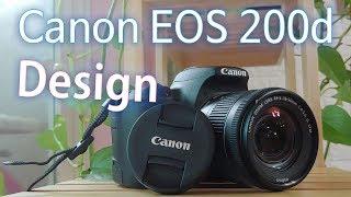 캐논 200D 디자인 (Canon 200D Design…