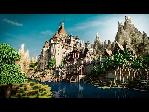 minecraft dvorac