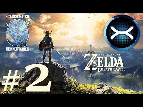 The Legend of Zelda: Breath of the Wild │ Thoughts and Impressions, Part 2 of 3