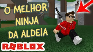 I BECAME the BEST NINJA in THE WORLD-BE A PARKOUR NINJA in ROBLOX