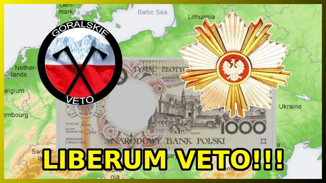Iron Vlog 2 - Góralskie #Veto, taśmy PiS-u, nowy banknot