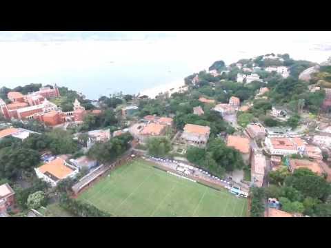 Xiamen Rugby Tens 2016. Drone footage