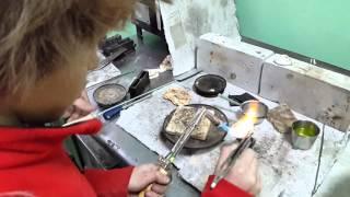 видео Ювелирная мастерская Москва