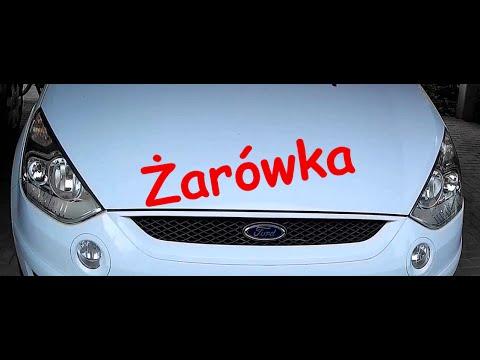 Zarowka Ford S Max Swiatla Mijania Youtube