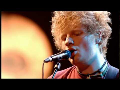 Ed Sheeran - Performs Small Bump On The Voice UK 2012 (Acoustic)
